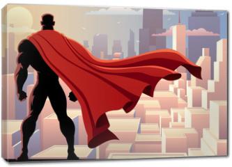 Obraz na płótnie canvas - Superhero Watch 2