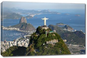 Obraz na płótnie canvas - Rio de janeiro - Corcovado