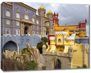 Obraz na płótnie canvas - Sintra