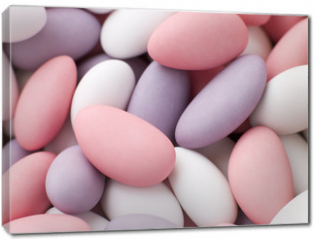Obraz na płótnie canvas - Sugared Almonds