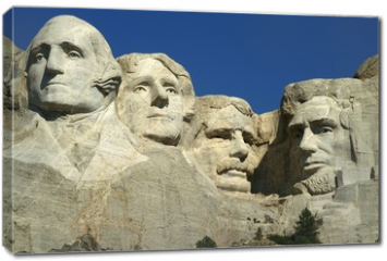 Obraz na płótnie canvas - Mount Rushmore National Monument, South Dakota
