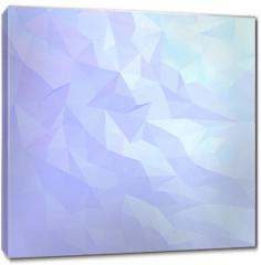 Obraz na płótnie canvas - Abstract triangles background.