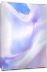 Obraz na płótnie canvas - textured fine silk - serenity and rose quartz pastel tone