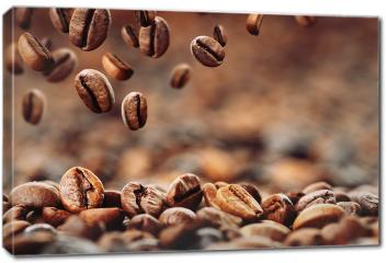 Obraz na płótnie canvas - Ziarna kawy