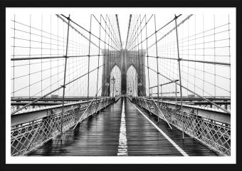 Obraz w ramie - Most Yore