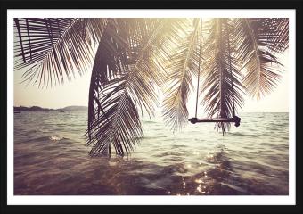 Obraz w ramie - Tropiki