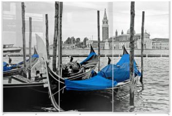 Panel szklany do szafy przesuwnej - Grand canal, Venice