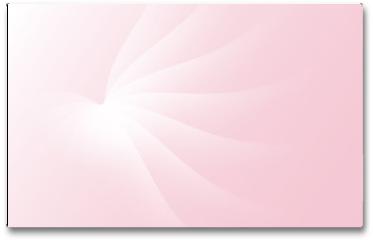 Plakat - Rose Soft Pastel Light Cloud Waves Sky Background Vector Illustration