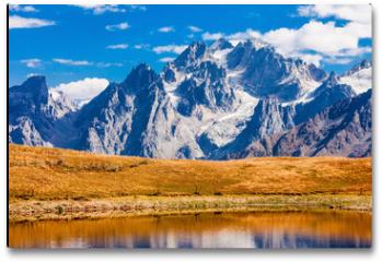 Plakat - Koruldi Lake, Svaneti
