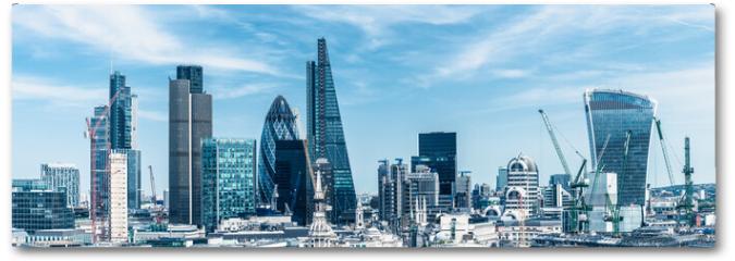 Plakat - London City