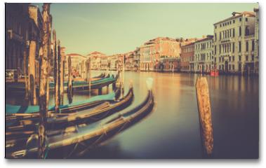 Plakat - Morning in Venice