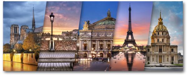 Plakat - Ville de Paris France