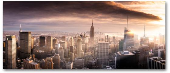 Plakat - Briliant Manhattan