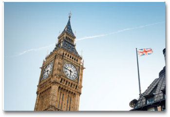 Plakat - The Big Ben - London