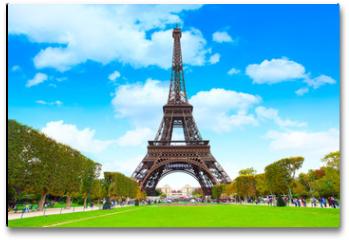 Plakat - The Eiffel Tower