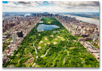 Plakat - NYC - Central Park 2