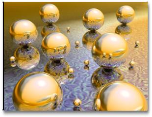 Plakat - mirrorball_et