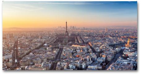 Plakat - Paris - Eiffel tower, France