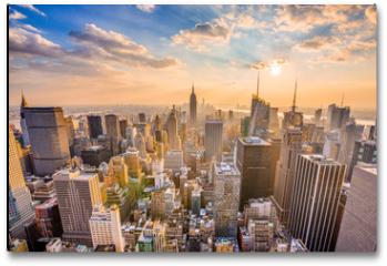 Plakat - New York City Skyline