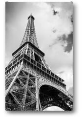 Plakat - The Eiffel tower, Paris France