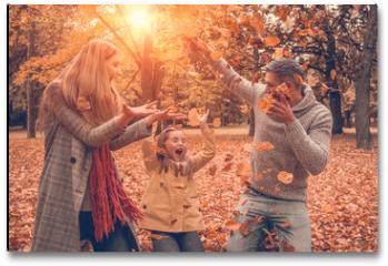 Plakat - Herbst spaß