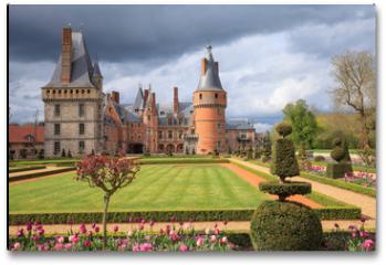Plakat - Château de Maintenon, Eure-et-Loir