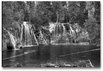 Plakat - Mountain Lake