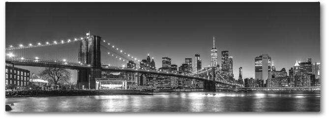 Plakat - Brooklyn Bridge