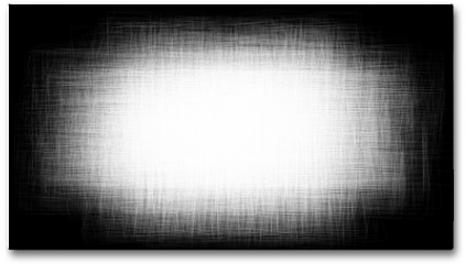 Plakat - Black-and-white shaded background. Vector pattern
