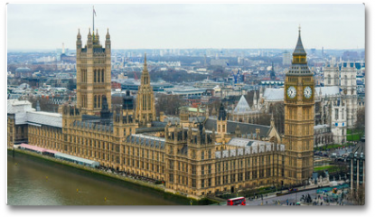 Plakat - 3917_The_back_view_of_the_Palace_of_Westminster_in_London.jpg