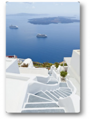 Plakat - Santorini