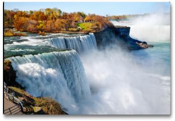 Plakat - Niagara falls