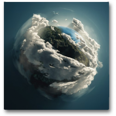 Plakat - mother earth