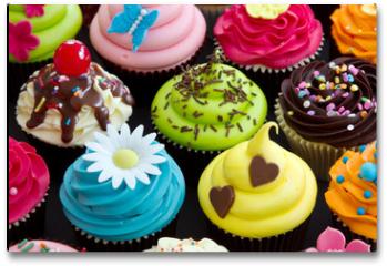 Plakat - Cupcakes