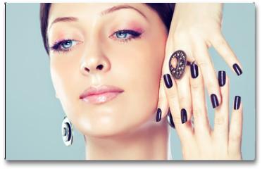 Plakat - manicure