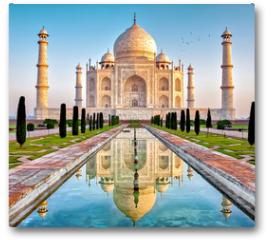 Plakat - Taj Mahal
