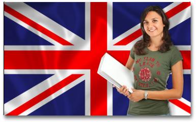 Plakat - Learn English