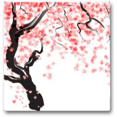 Plakat - Cherry tree blossom