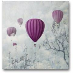 Plakat - Pink Balloons