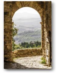 Plakat - Tuscany