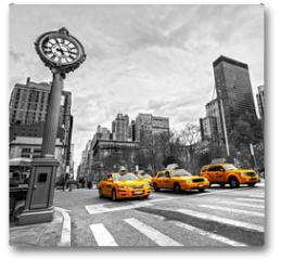 Plakat - 5th Avenue, New York City.