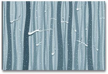Plakat - Winterwlad
