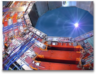 Plakat - CERN LHC