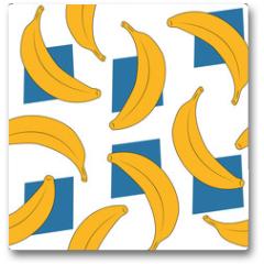 Plakat - banana pattern