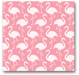 Plakat - Flamingo
