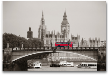 Plakat - London
