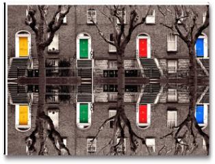 Plakat - doors