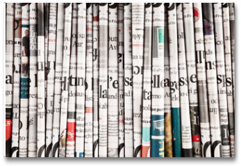 Plakat - collezione di quotidiani