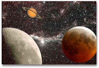 Plakat - leçon d'astronomie, les planètes