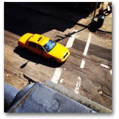 Plakat - Yellow Cab